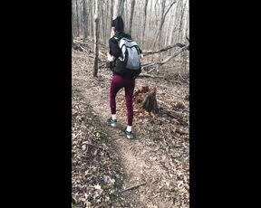 Outdoors, Big Ass, Public Nudity annabeth park play part one