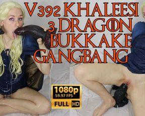 Bukkake, Creampie brooke dillinger v392 khaleesi 3 dragon bukkake gangbang