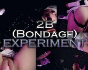 Blowjob, Creampie pitykitty 2b bondage experiment