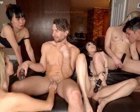 Blowjob, Group sex, Masturbation, FFFMM, Lesbians Jackandjill 2021-02 SiteRip