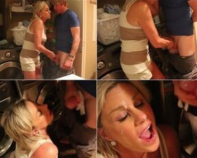 Incest, Facial, Taboo, MILF, Mature, Dirty Talk, Fetish, Mother, Handjob, Mom Payton Hall - Panty Sniffing Son SiteRip