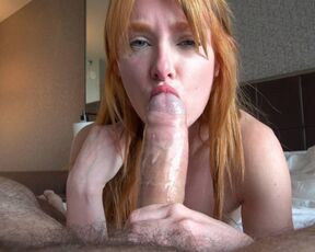 Natural, POV, Facial, Swallowing, Deep Throat, Squirting, Big Cocks, Blowjobs, Lingerie Lacy Redhead Lacy Lennon Seductively Stares At You While Sucking Manuels Dick SiteRip