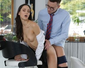 Shaved, Cum on Ass, Anal, Blowjob, Small tits, Hardcore, Brunette Lilu Moon. Anal-yse for Lilu Moon SiteRip