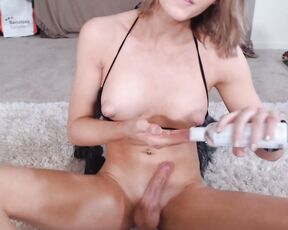 Big Dicks, Close-Ups, POV, Role Play, Trans ally herrera role playing your first ts experience ManyVids