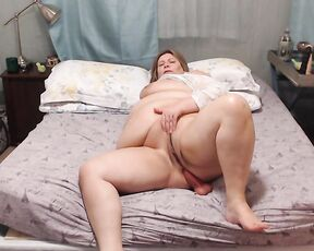 Anal, BBW, Dirty Talking, Mother's Day, Taboo cougar bbw anal sex with my bbw mom ManyVids