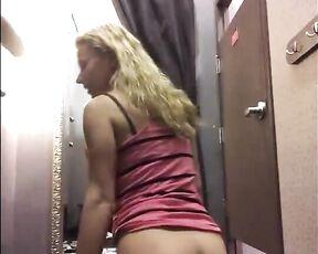 Ass, Doggystyle, Hidden Cam, Public Nudity, Voyeur daphne summers jcpenney pt 1 ManyVids