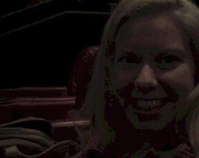 Blonde, Blowjob, Cumshots, Deepthroat, Teens rachelsingermfc movie theater dare devil ManyVids