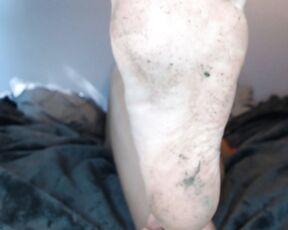Feet JOI, Feet, Dirty Feet, Barefoot, Soles nataliessocks natalies filthy feet ManyVids