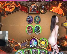 Asian, Games, Masturbation, Orgasms, Reality Porn novapatra gets naked and faps inside a video game ManyVids