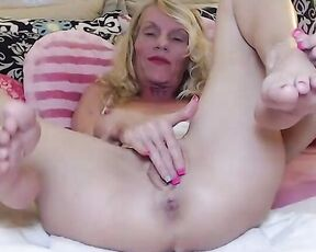 truth blond squirting cum all over squirt in mouth Manyvids