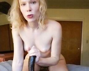 Ass, Blow Jobs, Dildo Fucking, GFE, PAWG blondie tokes horny girlfriend sucks and fucks ManyVids