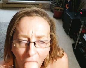 Mommy Roleplay, Dirty Talking, Fetish, Blowjob, Creampie kinkykatlive step mum suck amp fuck ManyVids