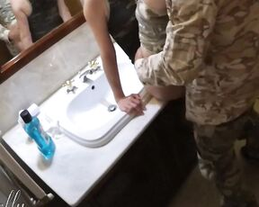 Bathroom sex, Cum Play, Cum Swallowers, Oral Sex, Public Toilet wet kelly toilet sex in a swing party ManyVids