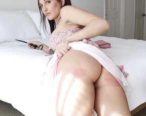 Creampie,Daddy Roleplay,Daddys Girl,Pigtails,Spanking tatum christine punishing your little girl creampie ManyVids