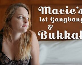 Facials, Anal texxxasbukkake macie 1st gangbangdp and bukkake