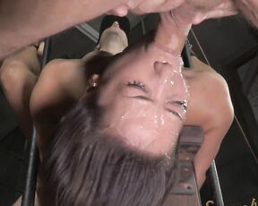WDAC, All sex, Asian, Bondage, BDSM Unbreakable and roughly fucked by two cocks with messy drooling deepthroat SiteRip