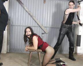 Pantyhose, Stacking, Spanking, Humiliation, Flogging Sklavin Aiyana bestraft SiteRip