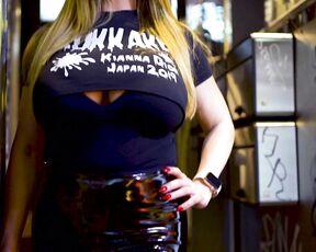 Hardcore, Gonzo, Big Tits, Blowjob, Tits, Blonde, Ass, Cumshots, Pornstar, Asian, Facial, Titty Fuck, Open Mouth Facial Kianna Dior - Kianna Diors 30-Load Bukkake Facial SiteRip