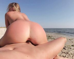 047 - Fuck My Face On The Beach And Cum In My Pussy! Deep Throat. Hard Fuck Pussy Amateur