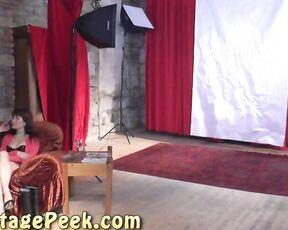 150702 Wonderful cougars show their teasing skills, part 1 BackStagePeek