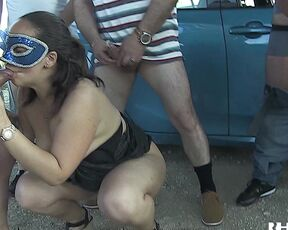 HotGold Mature Orgy In The Woods-ForeverAloneDude HotGold