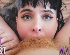 Small Boobs, Redhead Fox & Marina - Fist First (Full HD)