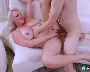 Blowjob, Blonde, Bbw Cameron Skye - Worships The Cock 13.11.20