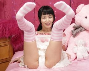 Bush, Teen, Asian Marica Hase - Play With Me StepDaddy
