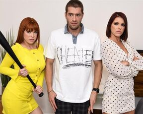 Squirt, Athletic Adriana Chechik, Penny Pax