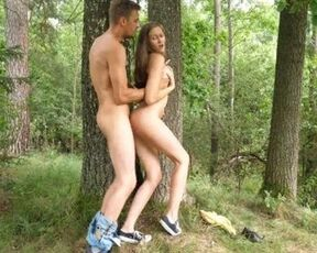 Outdoors, Creampie, All Sex Stacy Cruz - IN NATURE WITH STACY CRUZ 4K