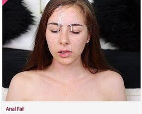 Vomit, Facial Jade Wilde - Anal Fail
