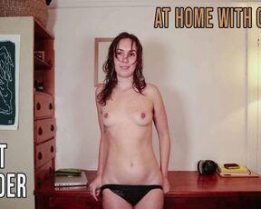 Fingering, Masturbation Olive G - At Home With Wet Wonder 23.09.20