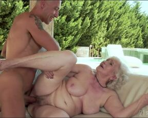 One On One, Pussy Licking, Fetish Norma B - 80 Years Old, Still A Diva