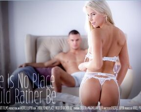 Voyeur, Creampie Dido A & Maxmilian Dior - There Is No Place I Would Rather