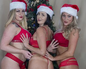 Taboo,MILF,Cheating Wife,Christmas,Orgy clover baltimore christmas with my three hot aunts comple ManyVids