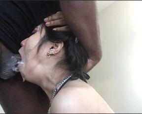 Asian,Interracial,Deepthroat,Face Fucking,BBC jack blaque eva yi 53 minute deepthroat blowjob ManyVids