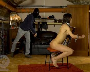BDSM, Torture, Pain, Humiliation, Spanking, Whipping Nataly Gold - Return To The Chambers Part 1 Graias.com