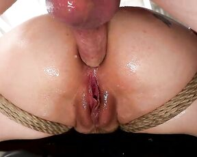 Anal, BDSM, Bondage, Hardcore, Gangbang, Blowjob, Cumshots, Double Penetration Sailor Luna - Cute Delivery Girl Gets Dp'd for the First Time by Horny Customers Kink.com