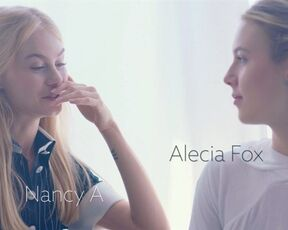 Lesbian, Masturbation, Anal Nancy A & Alecia Fox - Nancy's Sweet Spots SiteRip
