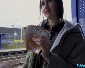All Sex, POV, Blowjob Jessika Night - Train Station Smoker Gets Fucked. 2020.03.10, All Sex, Blowjob, POV, 1080p SiteRip